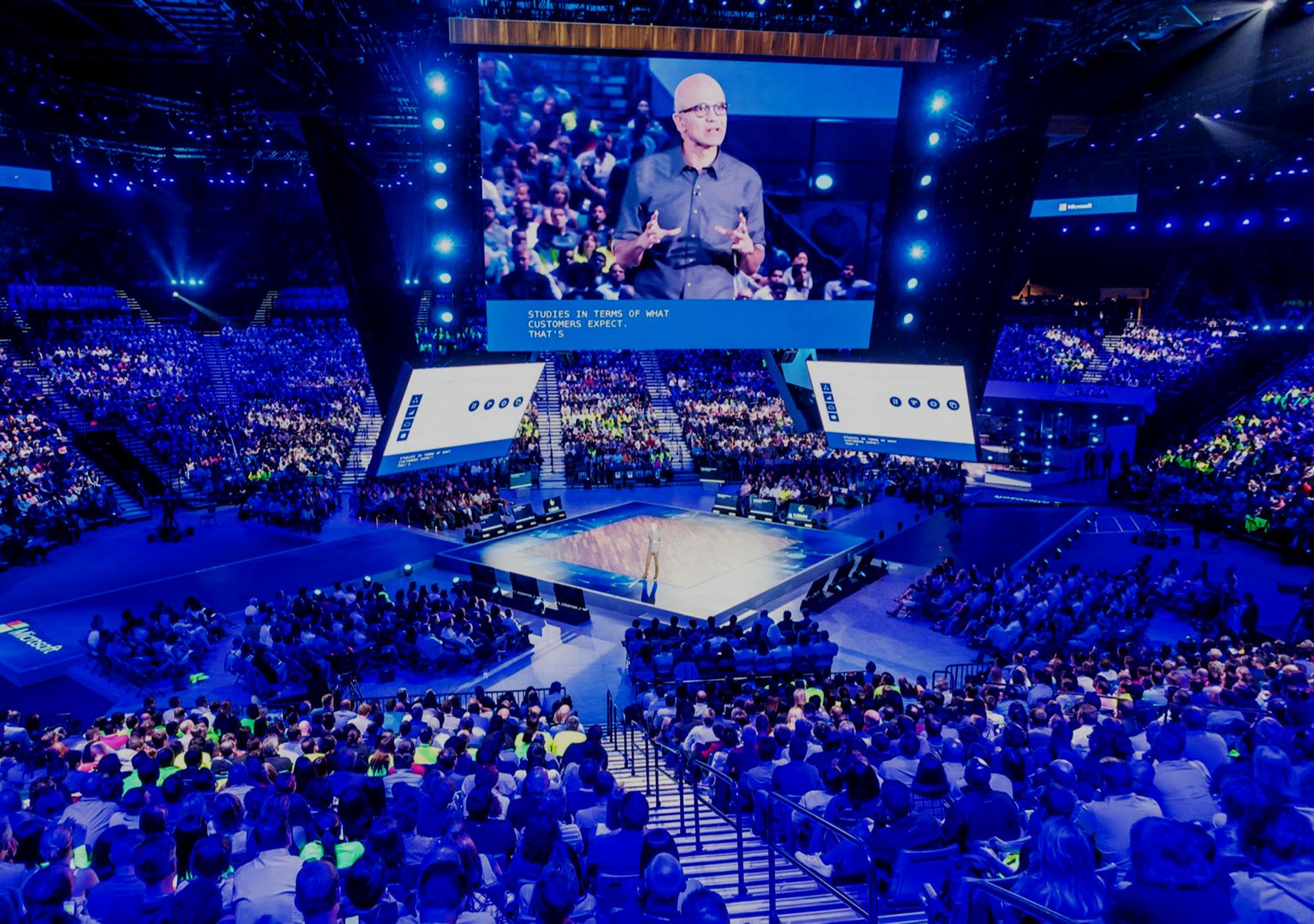 Microsoft: Ready + Inspire